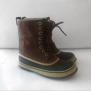 Women's sorel 1964 premium leather boots